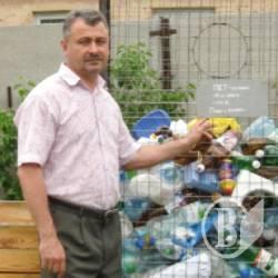 На переробці сміття можна заробляти. Фото