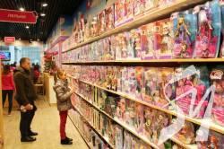 Держпродспоживслужба заборонила на Чернігівщині продаж двох ляльок